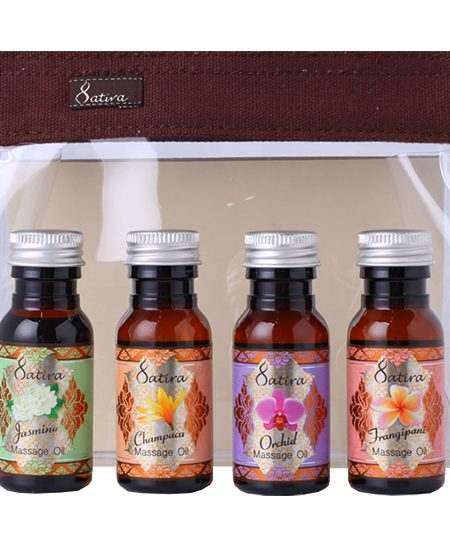 Thai Flower Massage Oil